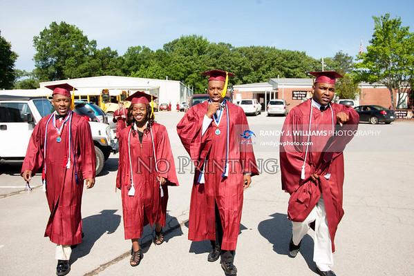 Biggersville Graduation