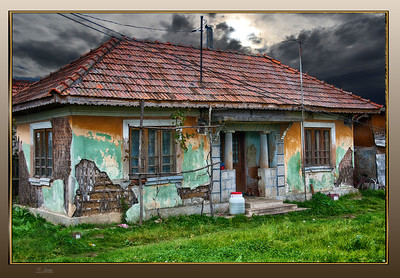 Country Cottage in Craiova, Romania