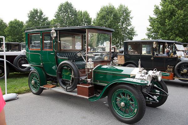 60547 - 1907 Barker Limousine