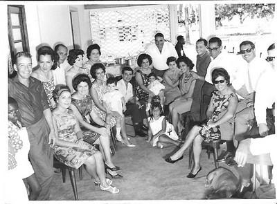 Familias em Cassanguidi