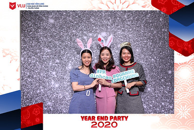 Event - Van Lang University Year End Party 2020