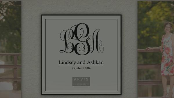 Ashkan and Lindsey -  Slideshow