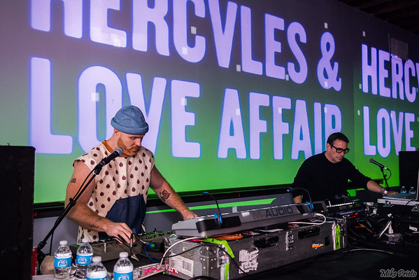 Verboten - Hercules & Love Affair