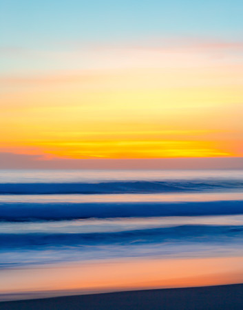 Blurred Sunsets