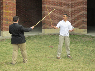 Theater Arts Class - Performance Fencing Instruction