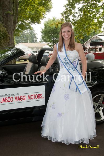 Grange Fair Parade 2011