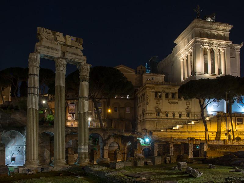 Caesar's Forum in Rome