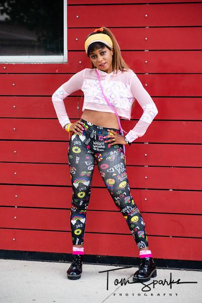 Nini Ndongo Macias Hip Hop Dancer
