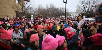 Women's March DC 2017