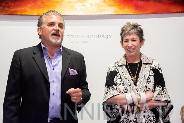 Jan 11, 2020 Beth Rudin De Woody receives the The Palm Beach Modern + Contemporary Lifetime Visionary Award