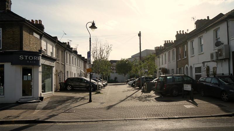 Ashbourne Terrace - Gladstone Road - Wimbledon