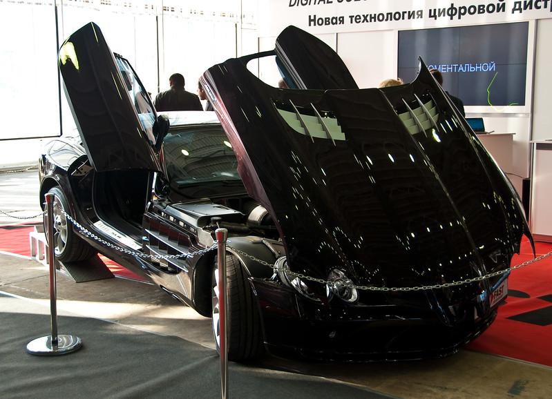 Car at Igromir 2009