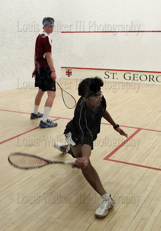 Squash - Prep School 2011