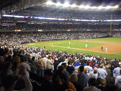 Yankees Game June 2009