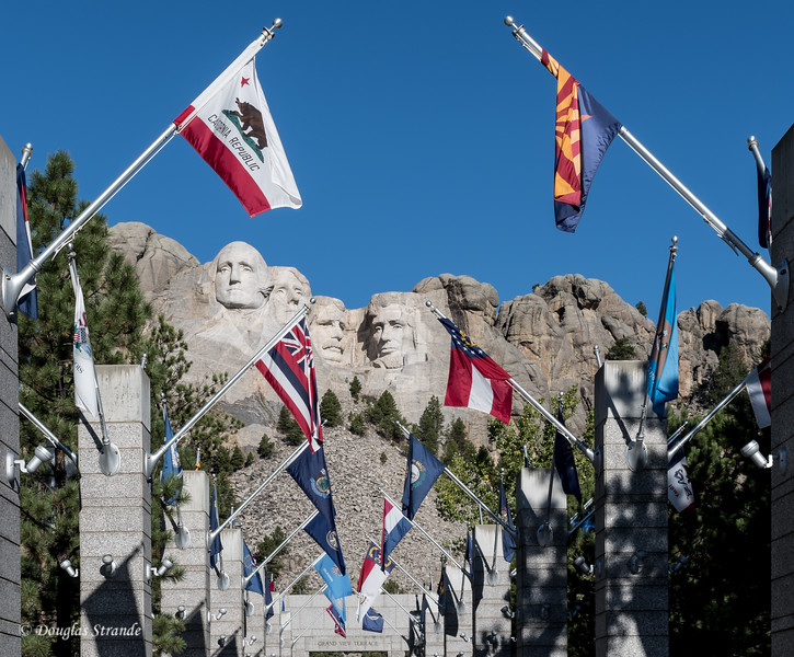 Mt Rushmore National Monument