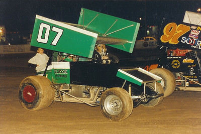 Dirt Winged Sprints