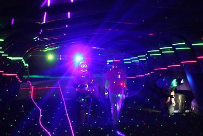 The Glo Run - Milwaukee 2014