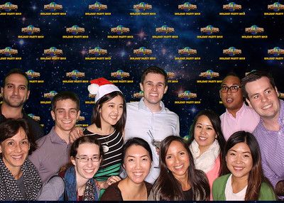 Green Screen Universal Holiday Party 2015