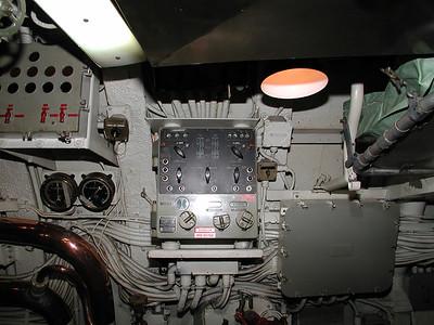 USS Torsk archive