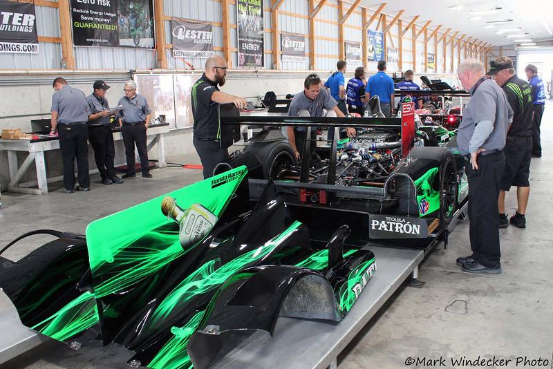 P-Extreme Speed Motorsports HPD ARX-03b