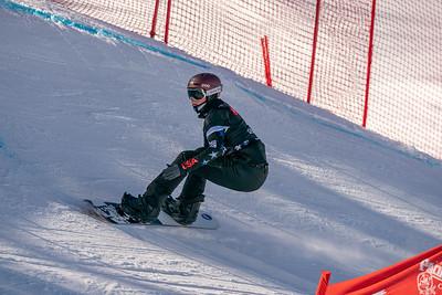 2019 FIS World Championships SBX Training