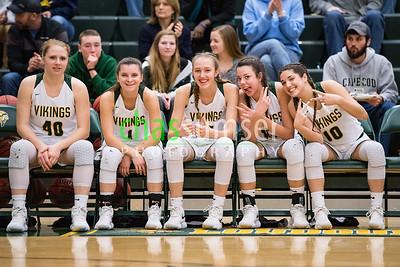 2018.02.16 Girls Basketball: Loudoun County @ Loudoun Valley