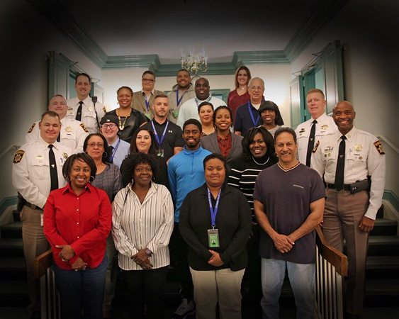 CCSO - 2016 Citizens Police Academy - Inaugural Class 2016