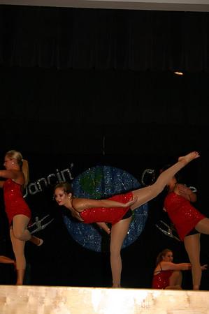 2010 Range dance production