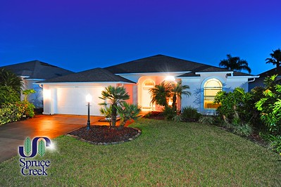 3112 Waterway Place | Remodeled Waterfront Home in Spruce Creek Fly-In