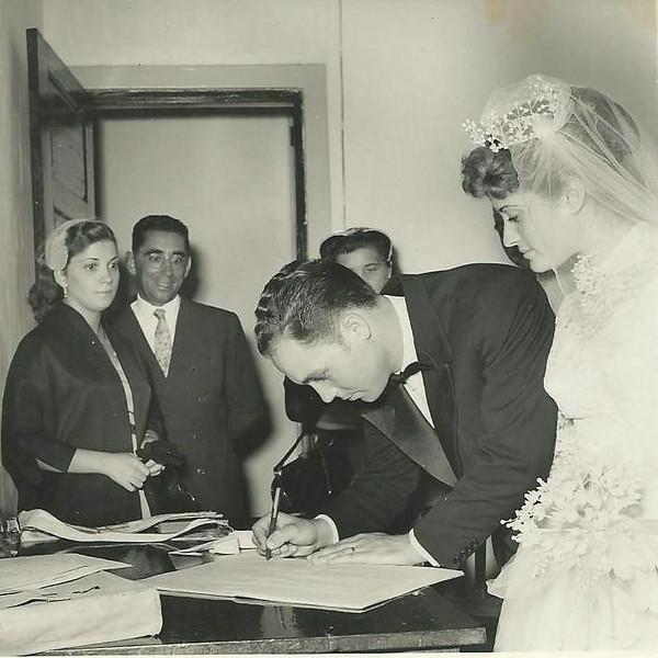 Casamento Humberto Pereira e Arlete