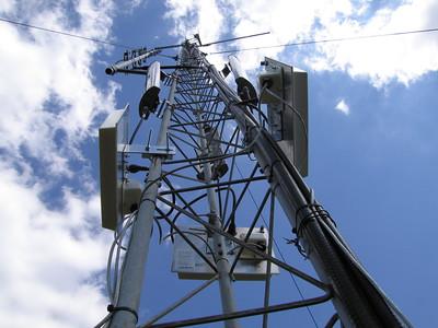 Kowaliga Tower - 11/30/2006