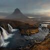 Kirkjufellfoss Waterfall