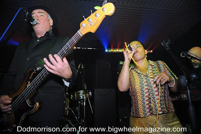 Ruts Dc - at The Moorings Bar - Aberdeen, UK - September 29, 2013