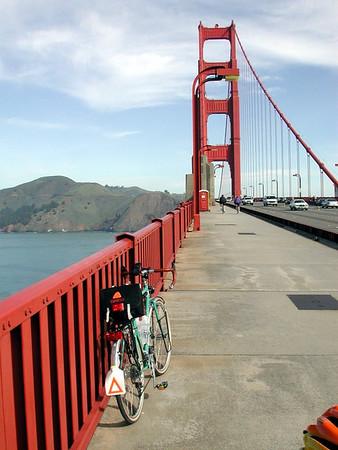 Bicycle Trip To Marin Headlands