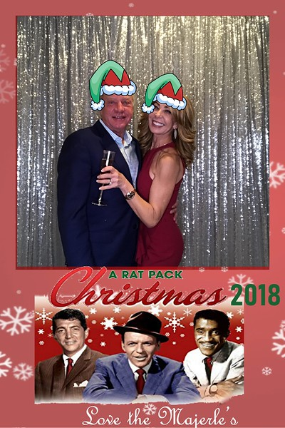 Rat Pack Holiday Party