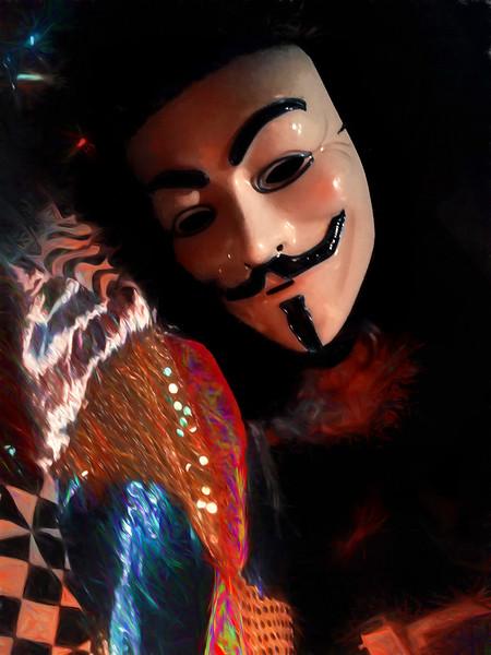 Blazing Swan 2017-Mask