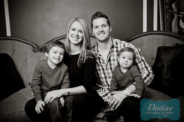 Jackson Family- Christmas 2013