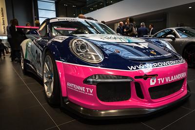 2018  Persvoorstelling Porsche