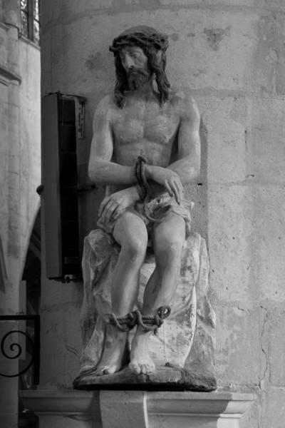 Bar-sur-Seine  Church of Saint Stephen Man of Sorrows
