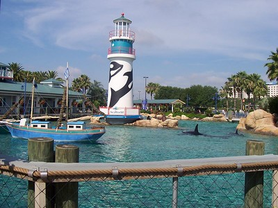 Sea World, June 2004