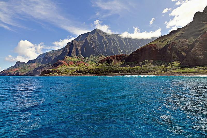 Napoli Coast, Kauai