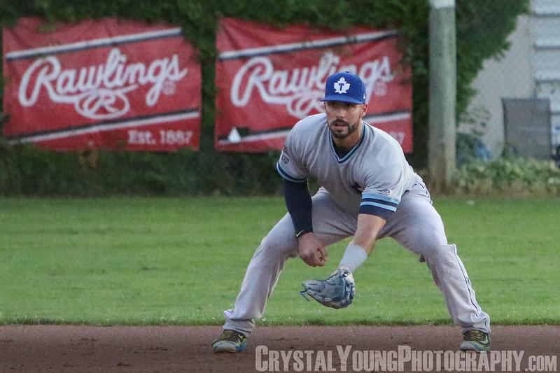 Toronto Maple Leafs at Brantford Red Sox Brantford Minor Baseball Night July 14, 2017