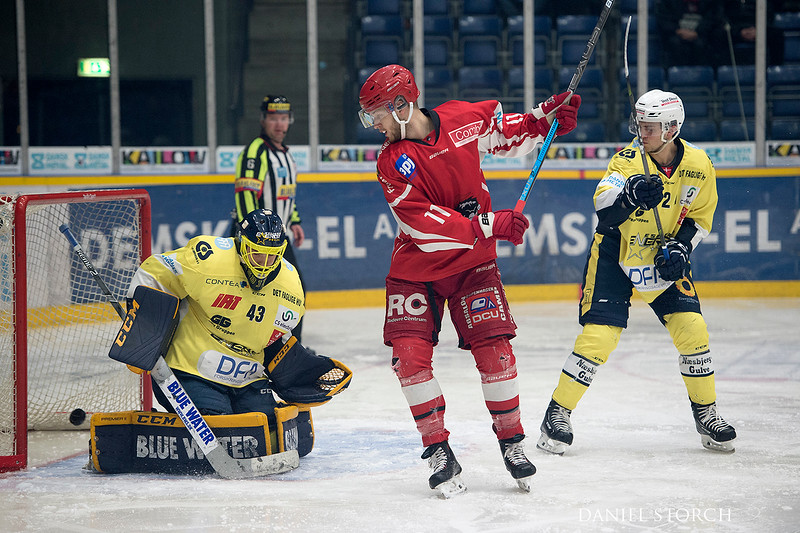 RMB vs Esbjerg 4 - 3, 04.01.2019