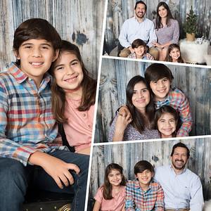Becerra Family