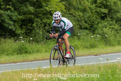 Yorkshire Road Club 25 and 50 mile TT June 17th 2018