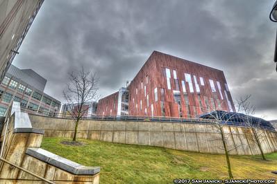 2017 - Biological Science Building