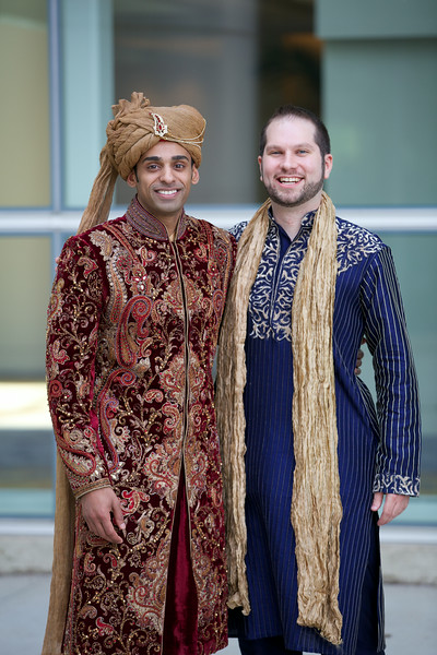 Le Cape Weddings - Indian Wedding - Day 4 - Megan and Karthik Formals 3.jpg