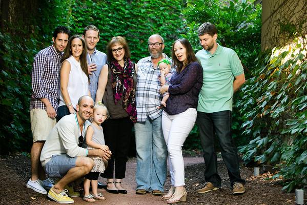 Kilbort Family Portraits