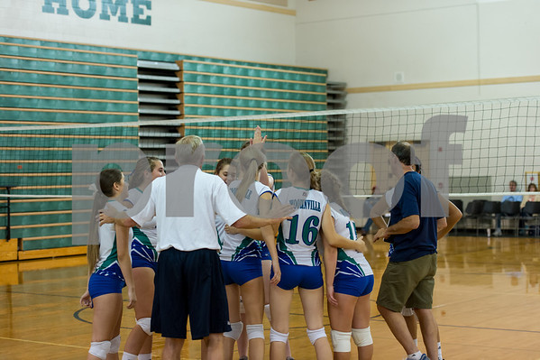 Falcon Volleyball