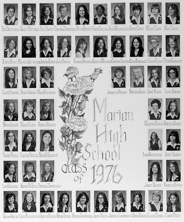 1976 Class Panels